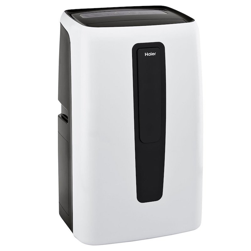 haier dual hose portable air conditioner manual