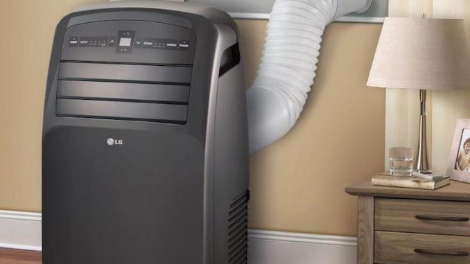 LG Portable Air Conditioner & Humidifier Review