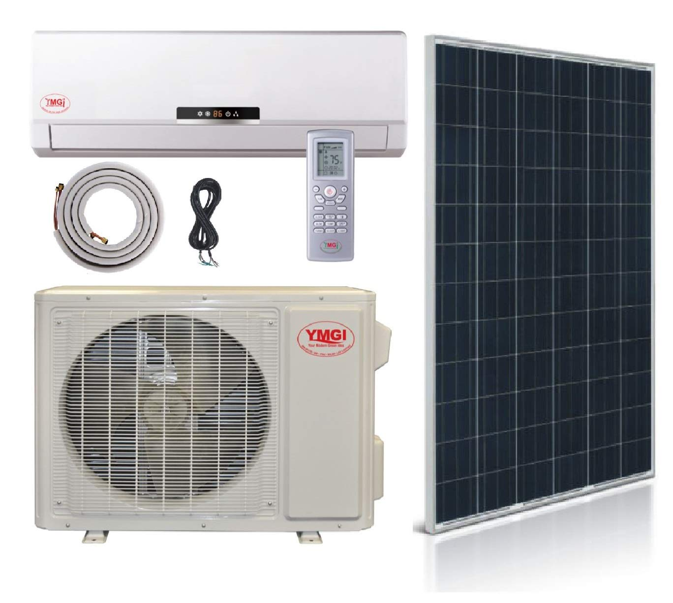 Top 3 Solar Powered Air Conditioners