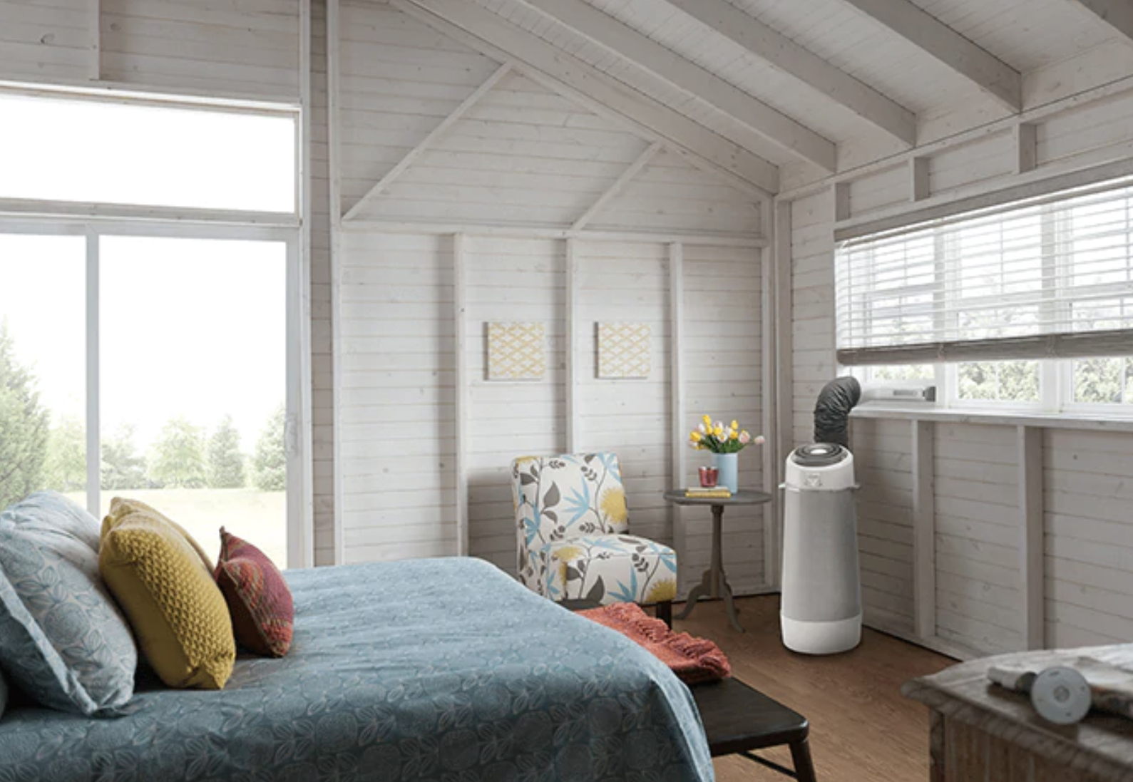 Air Conditioners vs. Dehumidifiers