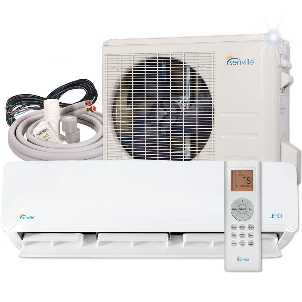 Senville SENL - 24CD 24,000 BTU Split Air Conditioner
